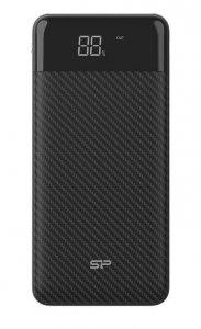 Powerbank Silicon Power GD28 10000mAh 2xUSB Typ A + 1xMicroUSB czarny