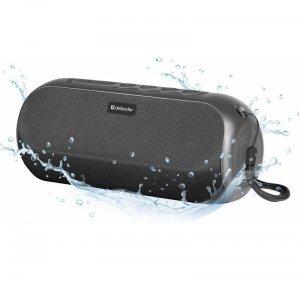 Głośnik Defender G32 Bluetooth 20W MP3/FM/SD/USB/AUX/TWS/IP56 czarny