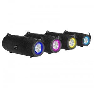 Głośnik Defender G34 Bluetooth 20W MP3/FM/SD/USB/AUX/TWS/LED/ czarny
