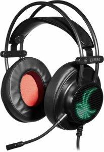 Słuchawki z mikrofonem Defender LIMBO 7.1 VIRTUAL SOUND podświetlane USB