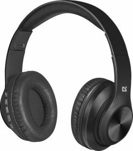 Słuchawki z mikrofonem Defender FREEMOTION B552 bezprzewodowe Bluetooth + MP3 Player