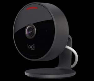 Kamera Logitech CIRCLE VIEW czarny