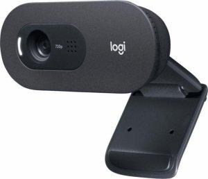 Kamera internetowa Logitech C505e czarny