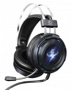 Słuchawki z mikrofonem Rebeltec THOR 7,1 Gaming stereo USB