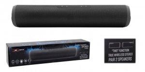 Głośnik bezprzewodowy Bluetooth X-ZERO X-S2846BK 2x 3W, czarny