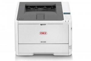 Drukarka laserowa monochromatyczna OKI B432dn
