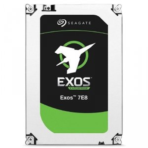 "Dysk SEAGATE EXOS™ Enterprise 7E8  ST4000NM002A 4TB SATA 3.5"" 256MB 512e"