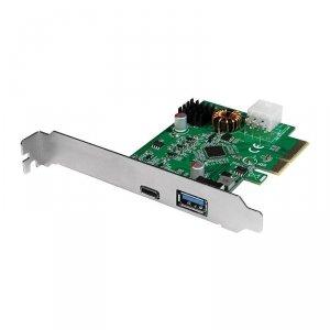 Kontroler USB3.2 LogiLink PC0089 PCIe 1x USB 3.0 & USB-C