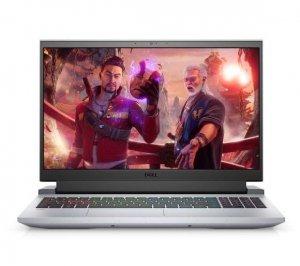 Notebook Dell G15 5515 15,6'FHD/Ryzen 5 5600H/8GB/SSD512GB/RTX3050/W10/Grey