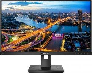 Monitor Philips 23,8 245B1/00 DVI-D HDMI DP USB-B 4xUSB 3.1 głośniki