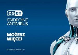 ESET Endpoint Antivirus 5 komputerów - przedłużenie (pakiet Client), 12 m-cy, upg. BOX