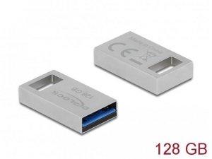 Pendrive Delock 128GB USB 3.1 Gen 2 metalowa obudowa