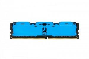 Pamięć DDR4 GOODRAM IRDM X 16GB 3200MHz CL16-20-20 1,35V 1024x8 Blue
