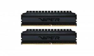 Pamięć DDR4 Patriot Viper 4 Blackout 16GB (2x8GB) 3600 MHz CL17 1,35V