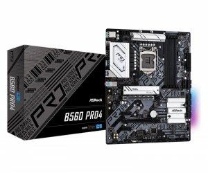 Płyta ASRock B560 Pro4 /B560/DDR4/SATA3/M.2/USB3.0/PCIe4.0/s.1200/ATX