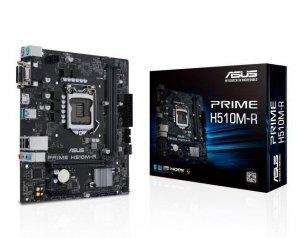 Płyta Asus PRIME H510M-R /H510/DDR4/SATA4/M.2/USB3.0/PCIe4.0/s.1200/mATX