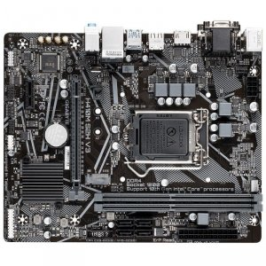 Płyta Gigabyte H410M S2H V3 (rev. 1.0) /H410/DDR4/SATA3/M.2/USB3.0/PCIe3.0/s.1200/mATX