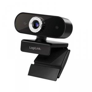 Kamera internetowa Full HD LogiLink UA0371 USB z mikrofonem