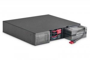 Zasilacz awaryjny UPS DIGITUS Online Rack 19 LCD 1500VA/1350W 3x12V/9Ah 8xIEC C13 USB RS232 RJ45