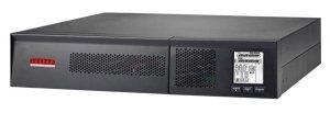 Zasilacz awaryjny UPS Lestar OtRT-825 XL 800VA/640W PF 0,8 Sinus LCD RT 2x7Ah 8xIEC USB RS RJ-45 w/1A charger