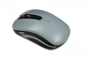Mysz bezprzewodowa iBOX Loriini Black optyczna szaro-czarna