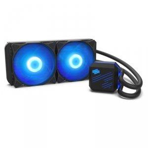Wentylator SilentiumPC Navis RGB 240 2x120mm