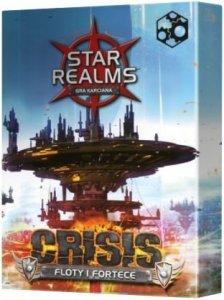 Star Realms: Crisis - Floty i fortece (edycja polska)