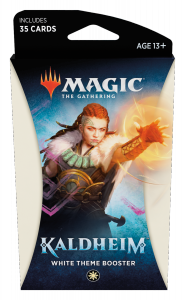 MTG - Kaldheim - White Theme Booster