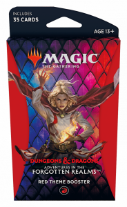 MTG - Adventures in the Forgotten Realms - Theme Booster - Red