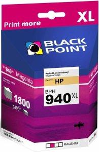 BLACK POINT HP TUSZ BPH 940XL OFFICEJET PRO 8000 MAGENTA