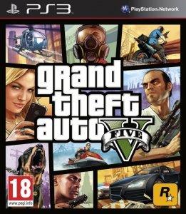 GRAND THEFT AUTO V (GTA V) PS3 PL