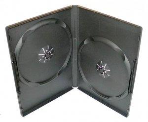 BOX DVD 2szt 9mm SLIM