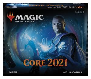 MTG: Core Set 2021 Bundle (10 Boosters)