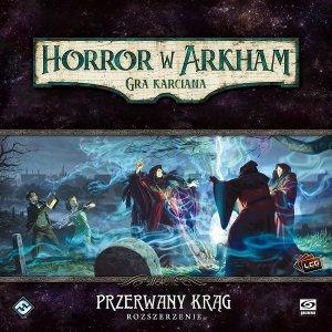 Horror w Arkham LCG Przerwany krąg PL