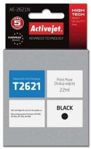 Tusz czarny do Canon (zamiennik Canon T2621) ActiveJet AE-2621N