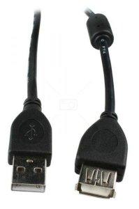 Przedluzacz USB 2.0 typu AM-AF 3m FERRYT Gembird