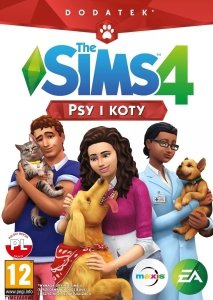 The Sims 4 Psy i koty PL PC
