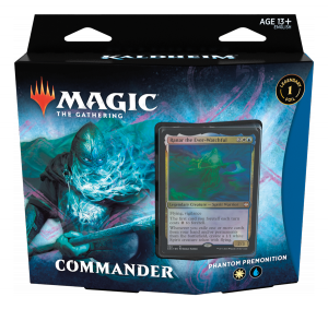 MTG - Kaldheim Commander Deck - Phantom Premonition