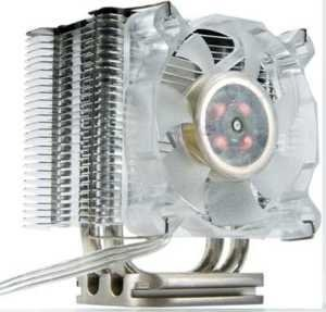 Wentylator REVOLTEC PipeTower Nothbridge (Intel & AMD Chipsets)