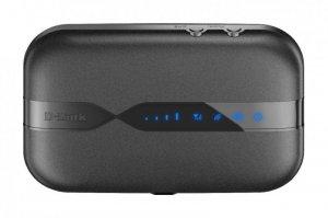 Router bezprzewodowy mobilny D-Link DWR-932 Wi-Fi N 3G/4G LTE Cat4 hotspot
