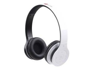 Słuchawki Bluetooth Berlin stereo, mikrofon GEMBIRD BHP-BER-W