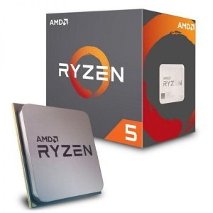 AMD Ryzen 5 2600, Hexa Core, 3.40GHz, 19MB, AM4, 65W, 12nm, BOX