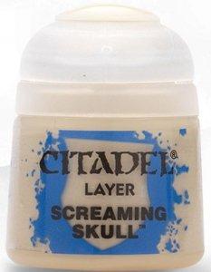 Farba Citadel Layer - Screaming Skull 12ml