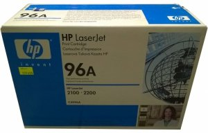 Toner HP 96A C4096A BLACK | 5000str | do HP LJ 2100/2200
