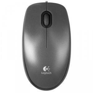 Logitech® Mysz M100 - Szara
