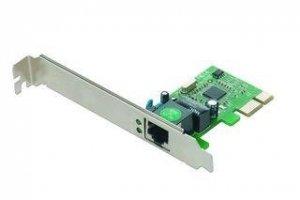 GEMBIRD NIC-GX1 Gembird Karta sieciowa PCI-Expres 1-GIGABIT(RJ45)10/100/1000Mbps Realtek chipset