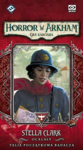 Horror w Arkham LCG: Stella Clark – Talia początkowa badacza