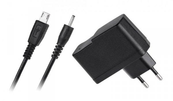 Ładowarka sieciowa Kruger & Matz do tabletów i smartfonów (microUSB) 5V 3A