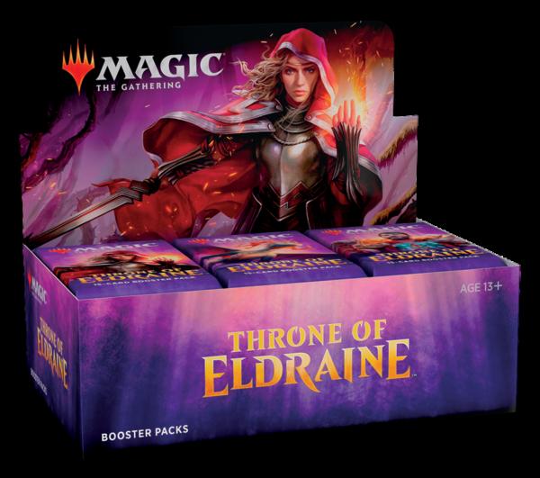 MTG Throne of Eldraine Booster Display (36 Packs)