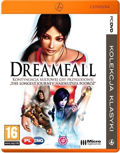 DREAMFALL PC DVD /09